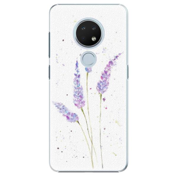 Plastové pouzdro iSaprio - Lavender - Nokia 6.2