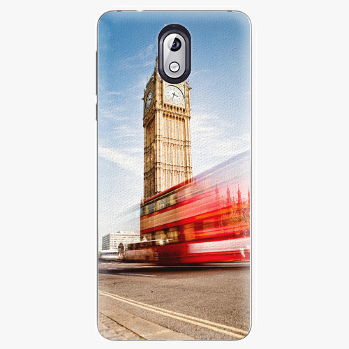 Plastový kryt iSaprio - London 01 - Nokia 3.1