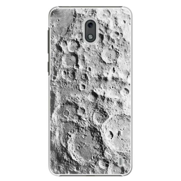 Plastové pouzdro iSaprio - Moon Surface - Nokia 2