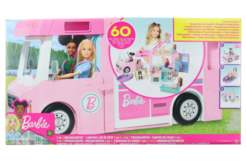 Barbie Karavan snů 3 v 1 GHL93 TV 1.10.-31.12.2021