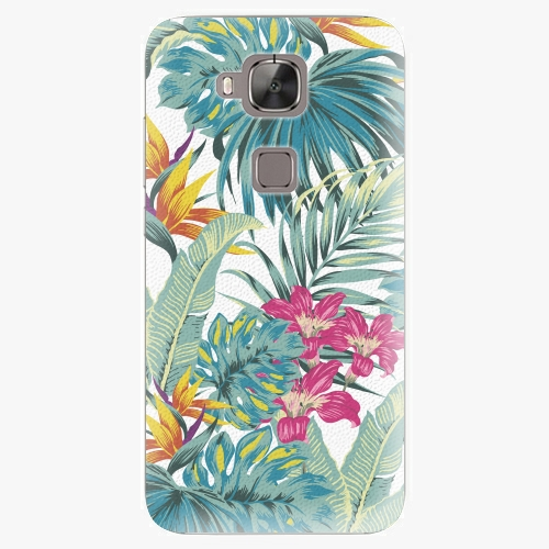 Plastový kryt iSaprio - Tropical White 03 - Huawei Ascend G8