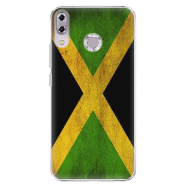 Plastové pouzdro iSaprio - Flag of Jamaica - Asus ZenFone 5 ZE620KL
