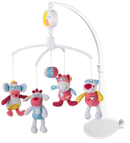 Kolotoč nad postýlku Baby Ono - Rosie a přátelé