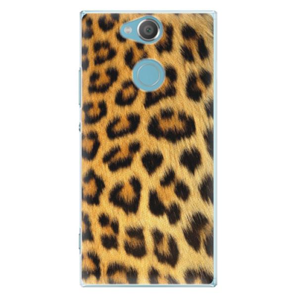 Plastové pouzdro iSaprio - Jaguar Skin - Sony Xperia XA2