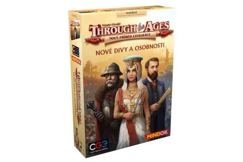 Through the Ages – Nové divy a osobnosti