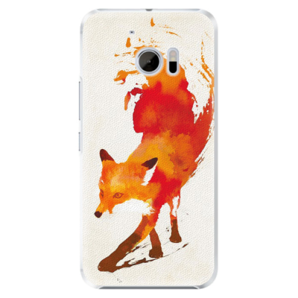 Plastové pouzdro iSaprio - Fast Fox - HTC 10