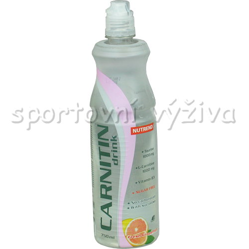 Carnitine Activity drink - 750ml-ostruzina-limetka