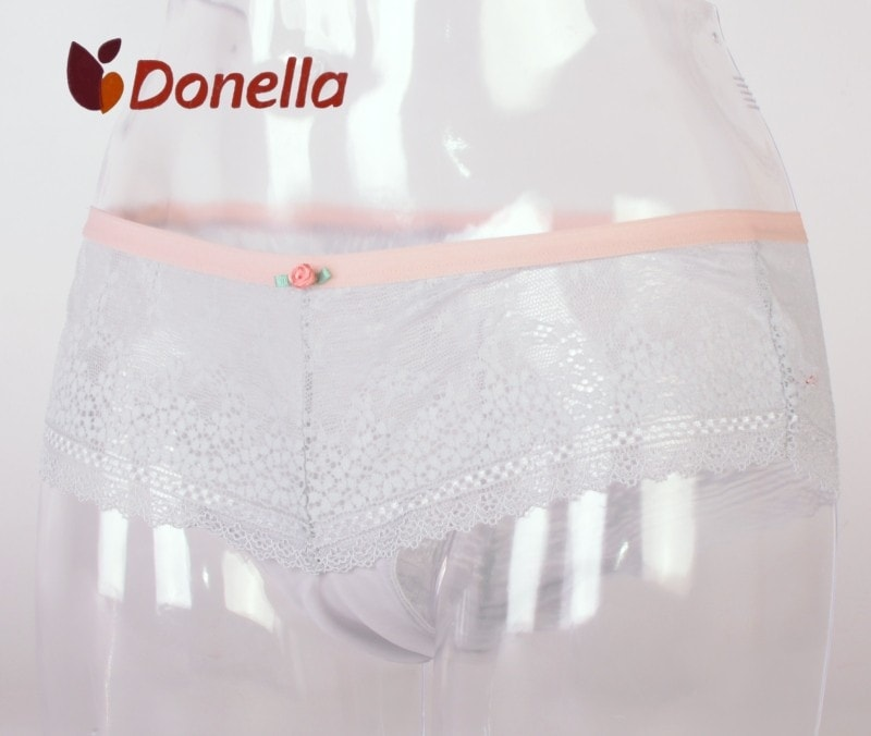 Dámské kalhotky Donella Madonna - šedá