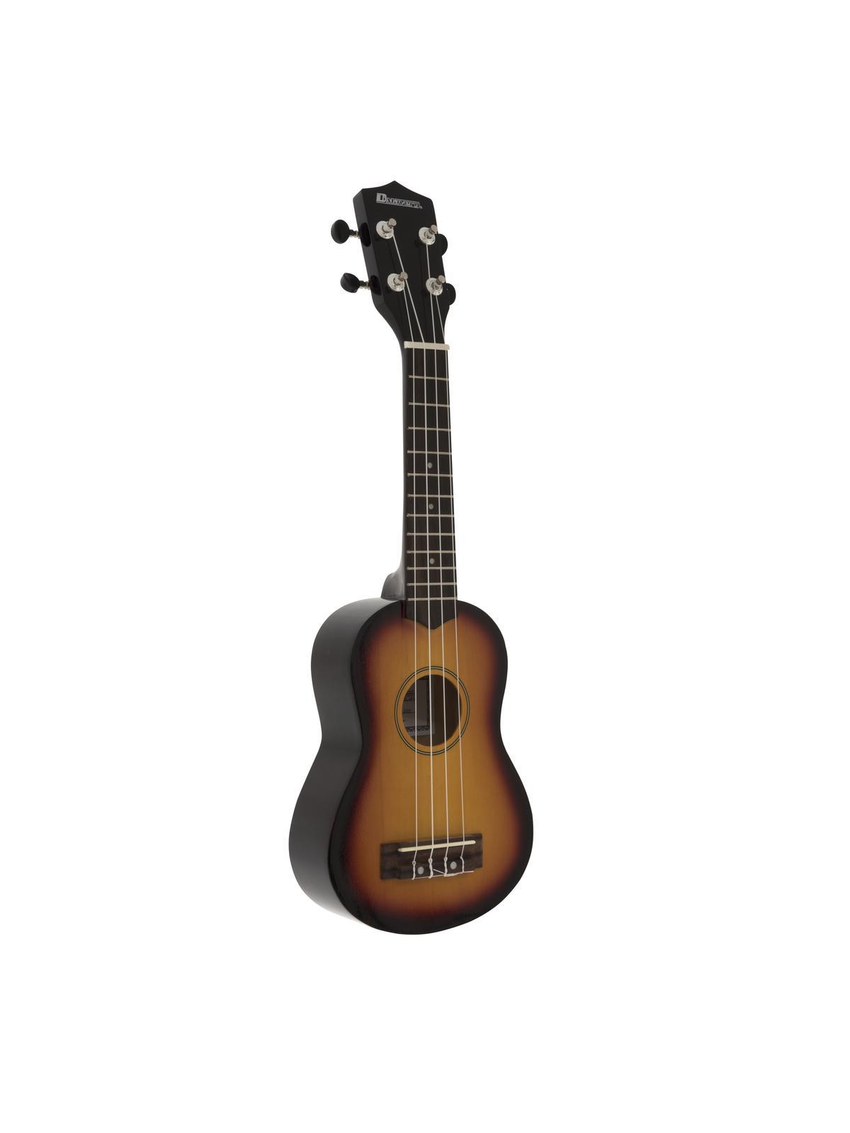 Dimavery UK-200, sopránové ukulele, sunburst