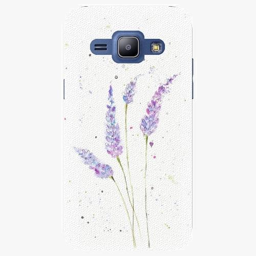 Plastový kryt iSaprio - Lavender - Samsung Galaxy J1