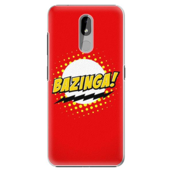 Plastové pouzdro iSaprio - Bazinga 01 - Nokia 3.2