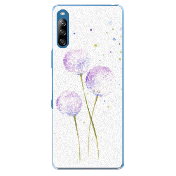 Plastové pouzdro iSaprio - Dandelion - Sony Xperia L4