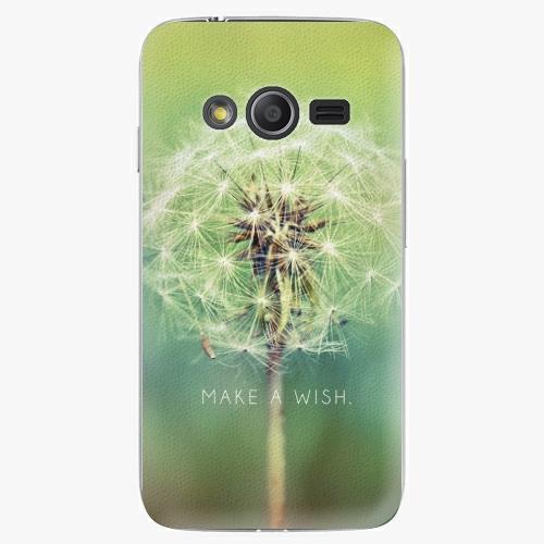 Plastový kryt iSaprio - Wish - Samsung Galaxy Trend 2 Lite