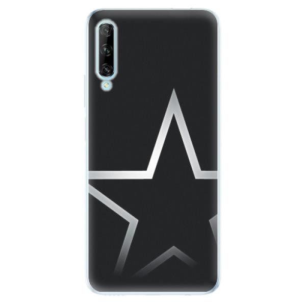 Odolné silikonové pouzdro iSaprio - Star - Huawei P Smart Pro