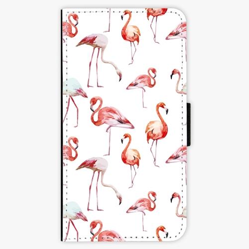 Flipové pouzdro iSaprio - Flami Pattern 01 - Samsung Galaxy A5