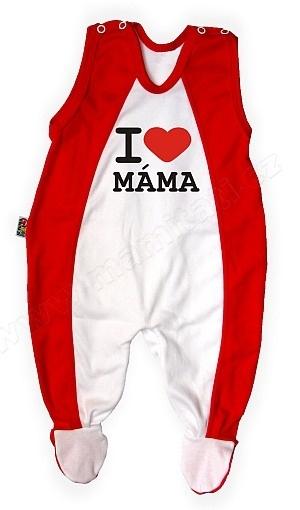 Baby Dejna Dupačky Kolekce - I love Máma