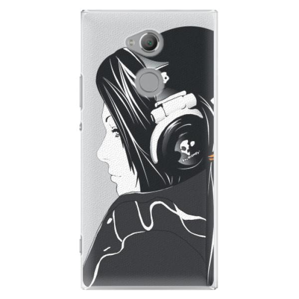 Plastové pouzdro iSaprio - Headphones - Sony Xperia XA2 Ultra