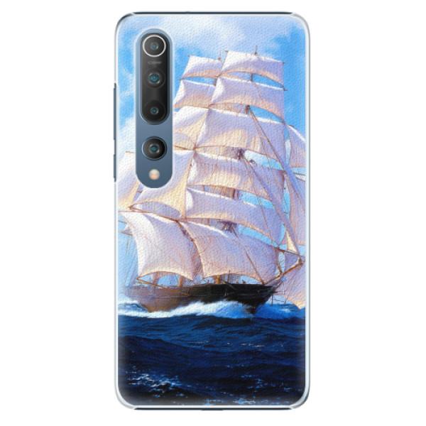 Plastové pouzdro iSaprio - Sailing Boat - Xiaomi Mi 10 / Mi 10 Pro