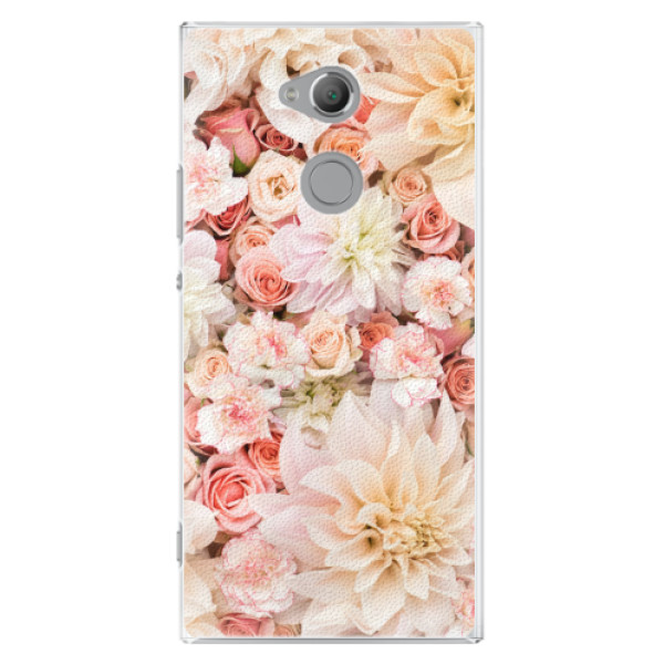 Plastové pouzdro iSaprio - Flower Pattern 06 - Sony Xperia XA2 Ultra