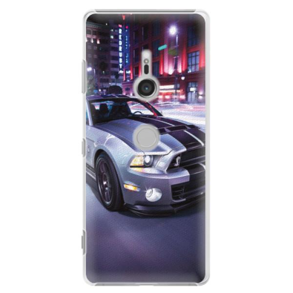 Plastové pouzdro iSaprio - Mustang - Sony Xperia XZ3