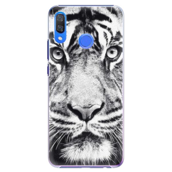 Plastové pouzdro iSaprio - Tiger Face - Huawei Y9 2019