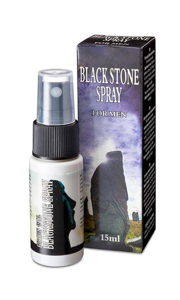 Black stone spray 15 ml pro muže