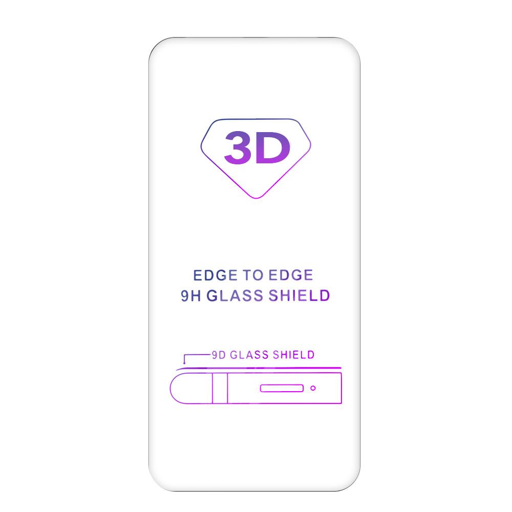 Tvrzené sklo iSaprio 3D TRANSPARENT pro Xiaomi Mi 10 / Mi 10 Pro
