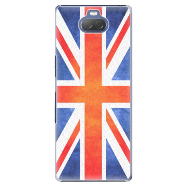 Plastové pouzdro iSaprio - UK Flag - Sony Xperia 10