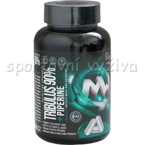 TT MAXX 90% + Piperine 90 kapslí