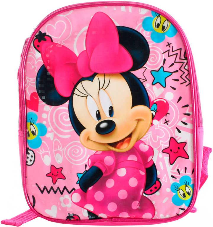 Batoh dětský Minnie Mouse 24x31x7cm pro holky