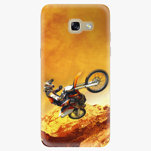Plastový kryt iSaprio - Motocross - Samsung Galaxy A5 2017