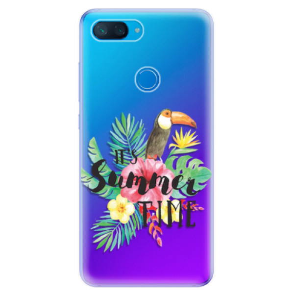 Odolné silikonové pouzdro iSaprio - Summer Time - Xiaomi Mi 8 Lite