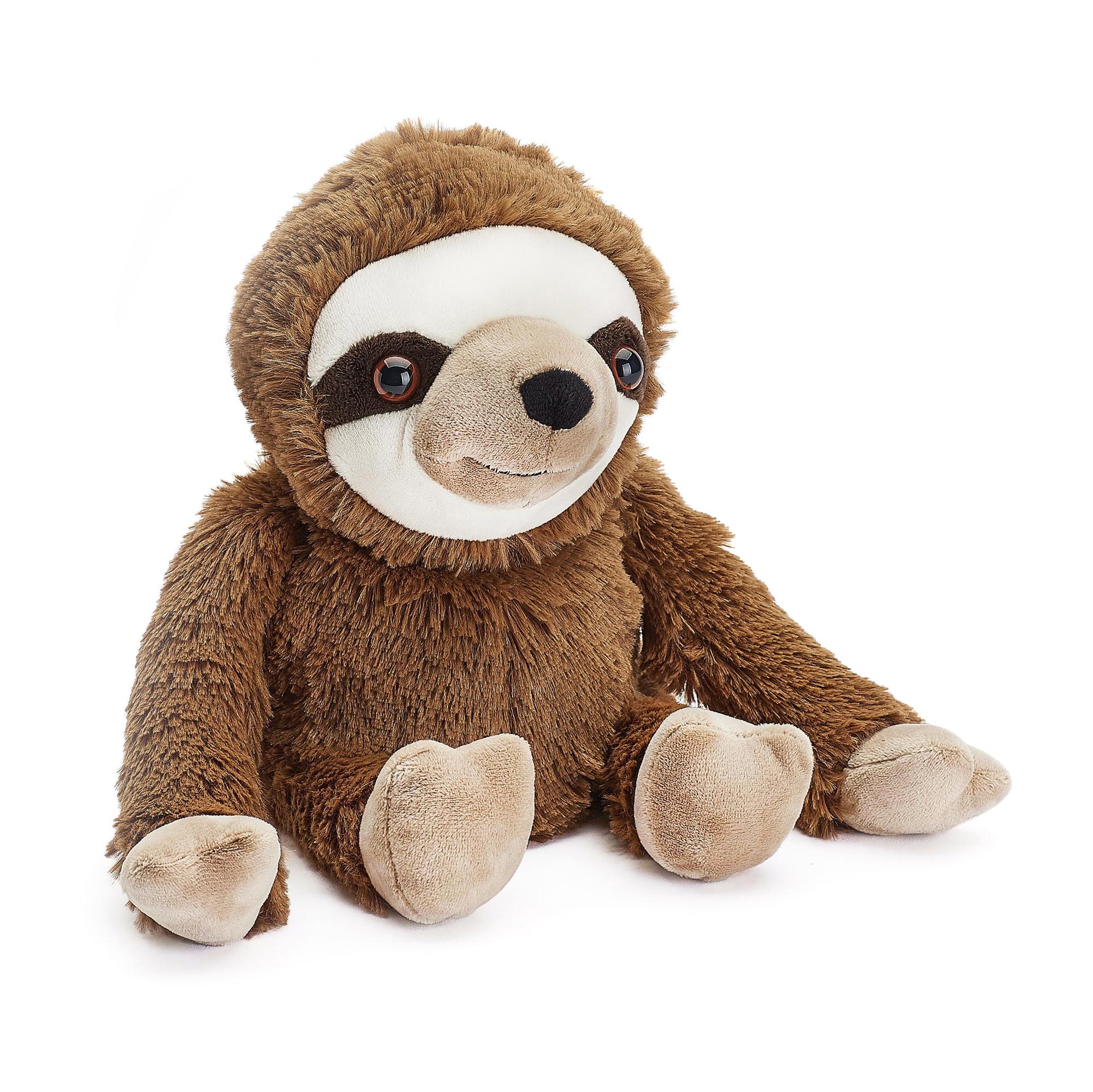 Warmies - Hřejivá mini zvířátka - Hřejivý lenochod