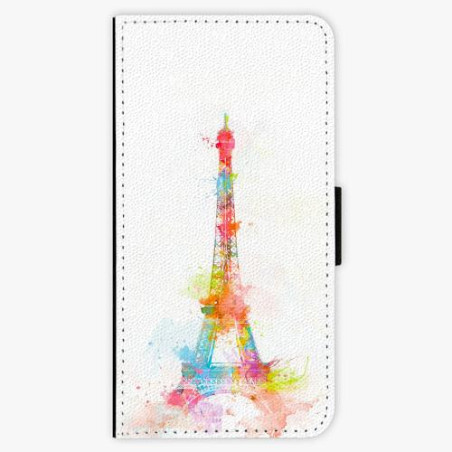 Flipové pouzdro iSaprio - Eiffel Tower - iPhone 7