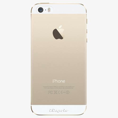 4Pure   průhledný matný   iPhone 5/5S/SE