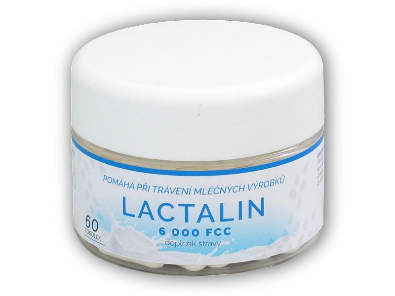 Lactalin 6000 FCC 60 kapslí