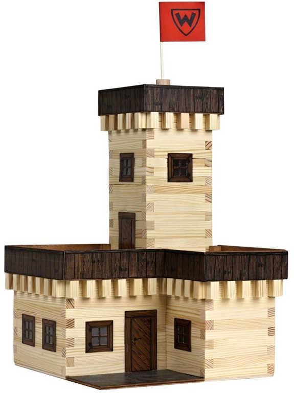 WALACHIA Letohrad 33W29 dřevěná stavebnice