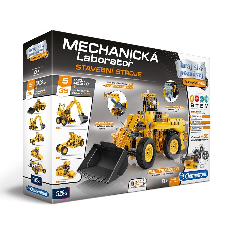 Mechanická laboratoř Stavební stroje