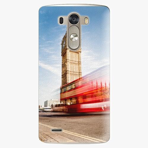 Plastový kryt iSaprio - London 01 - LG G3 (D855)