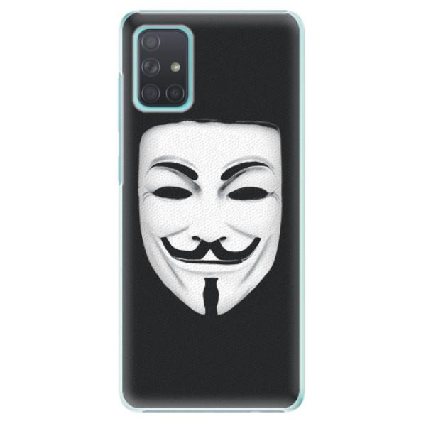Plastové pouzdro iSaprio - Vendeta - Samsung Galaxy A71
