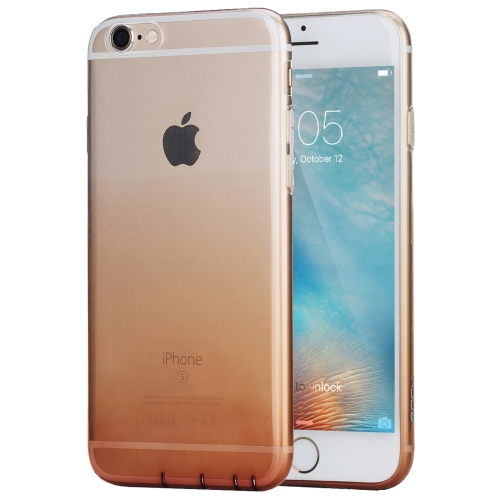 Pružný kryt Rock Iris Gradually pro iPhone 6 / 6S zlatý