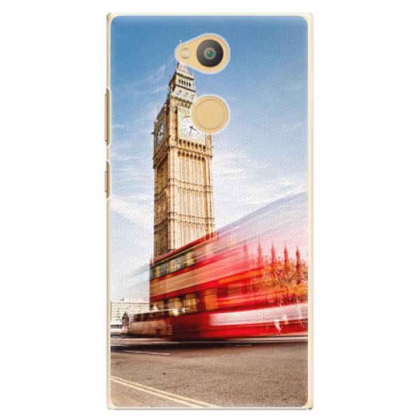 Plastové pouzdro iSaprio - London 01 - Sony Xperia L2