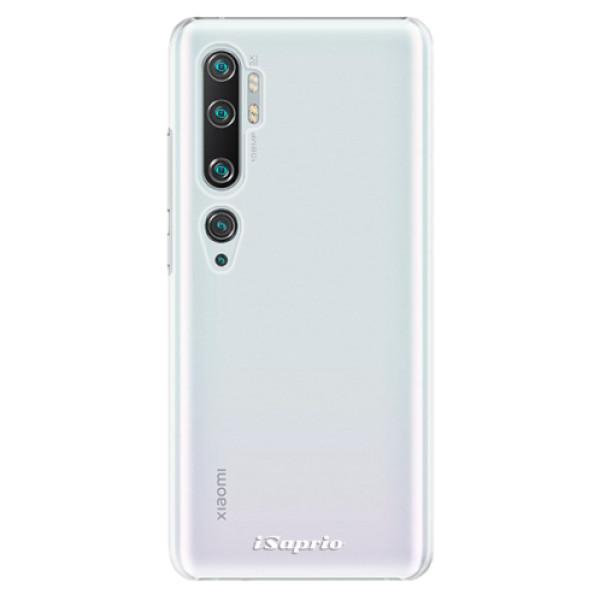 Plastové pouzdro iSaprio - 4Pure - mléčný bez potisku - Xiaomi Mi Note 10 / Note 10 Pro