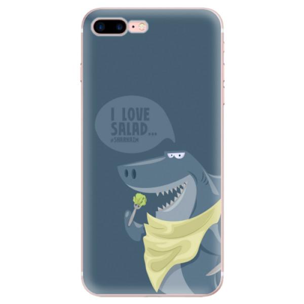 Odolné silikonové pouzdro iSaprio - Love Salad - iPhone 7 Plus