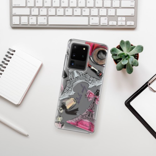 Plastové pouzdro iSaprio - Fashion pattern 02 - Samsung Galaxy S20 Ultra