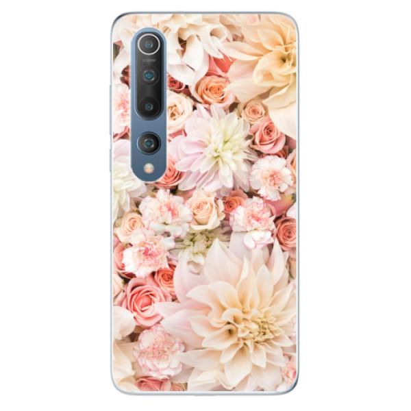 Odolné silikonové pouzdro iSaprio - Flower Pattern 06 - Xiaomi Mi 10 / Mi 10 Pro