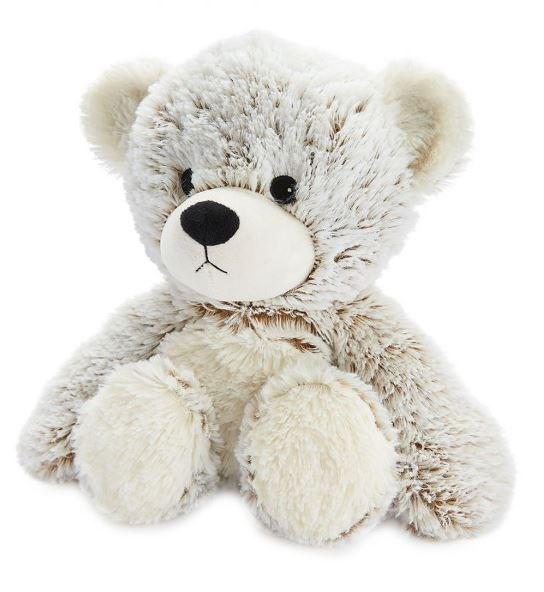 Warmies - Hřejivá mini zvířátka - Hřejivý medvídek