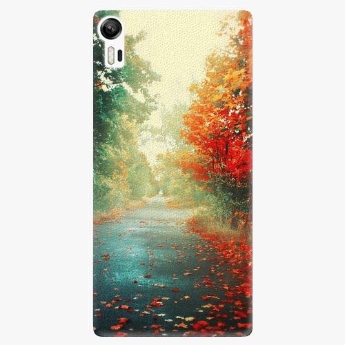 Plastový kryt iSaprio - Autumn 03 - Lenovo Vibe Shot