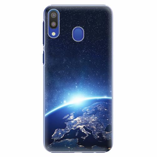 Plastový kryt iSaprio - Earth at Night - Samsung Galaxy M20