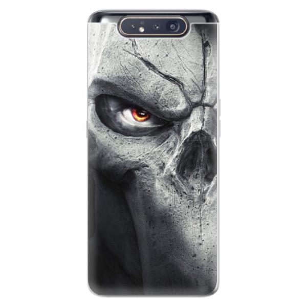 Odolné silikonové pouzdro iSaprio - Horror - Samsung Galaxy A80